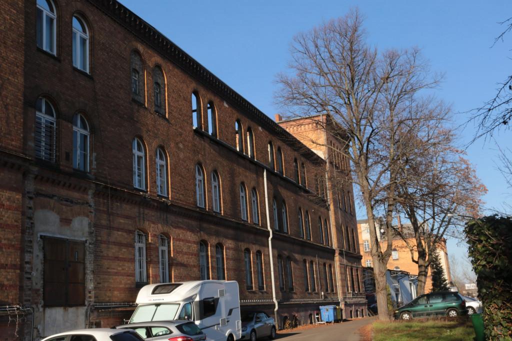 Kasernen Gebäude der preußischen Armee